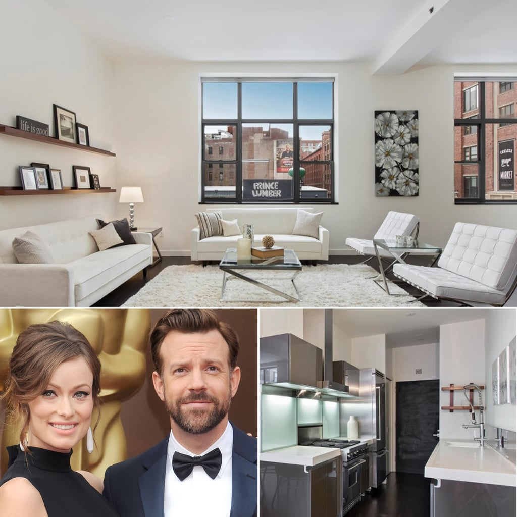 Olivia Wilde and Jason Sudeikis's New York Condo