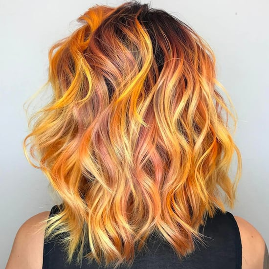 Butterbeer Hair-Color Trend