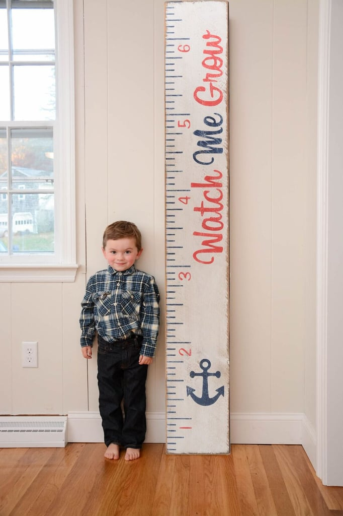 Rustic Marlin Growth Chart