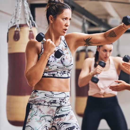 Under Armour Workout Clothes With Subtle Patterns