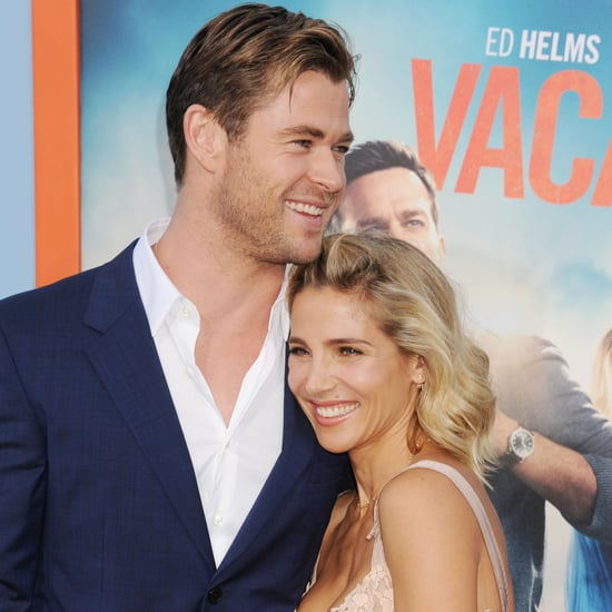 Pictures Chris Hemsworth and Elsa Pataky Vacation Premiere