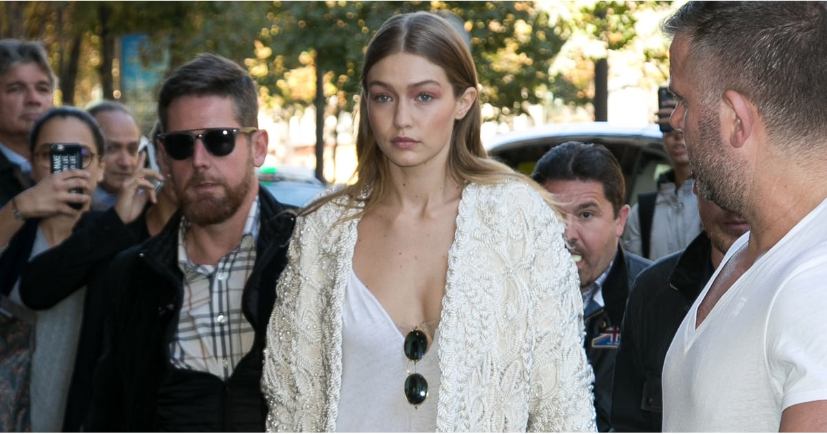 Gigi Hadid Single-Handedly Made Your Favourite Childhood Trainers Look Cool Again