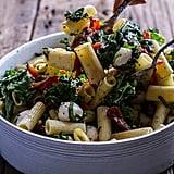 Grilled Veggie Tuscan Pasta Salad