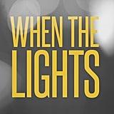 """Lights Come On"" by Jason Aldean"
