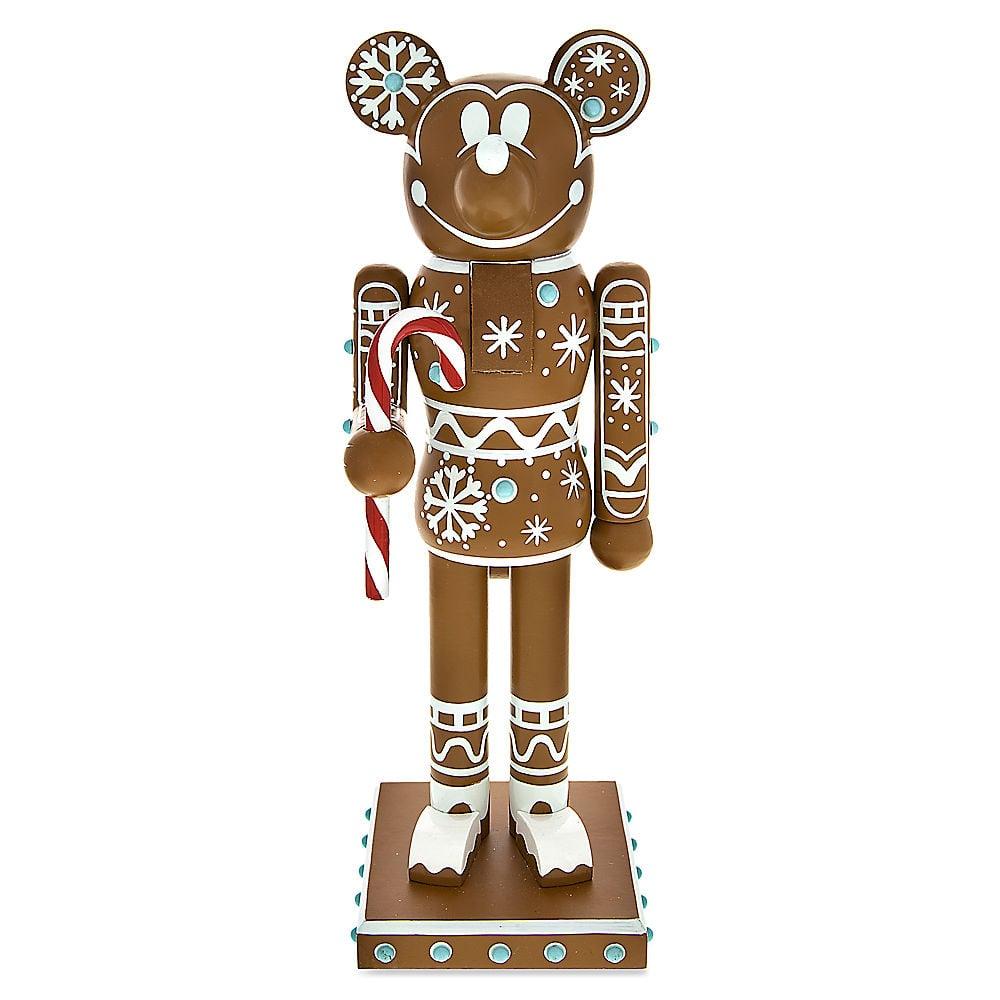 mickey mouse gingerbread man nutcracker - Nightmare Before Christmas Nutcracker