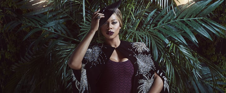 Laverne Cox Style Yahoo August 2015