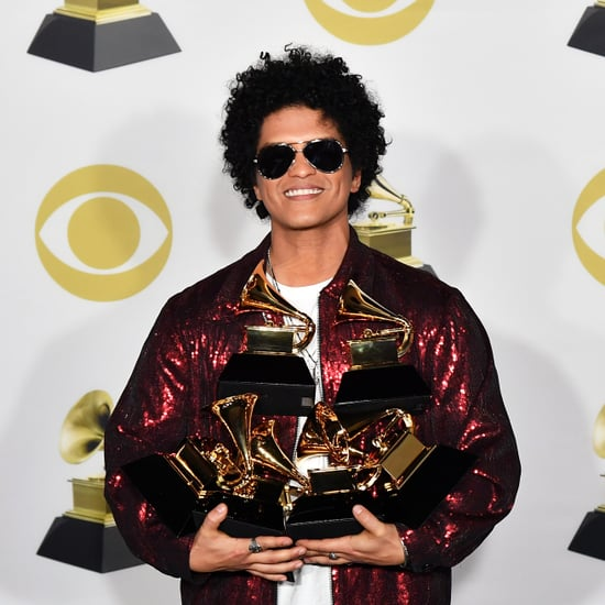 How Many Grammys Does Bruno Mars Have?