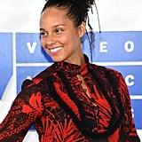Alicia Keys and Alessia Cara | 2016 MTV Video Music Awards