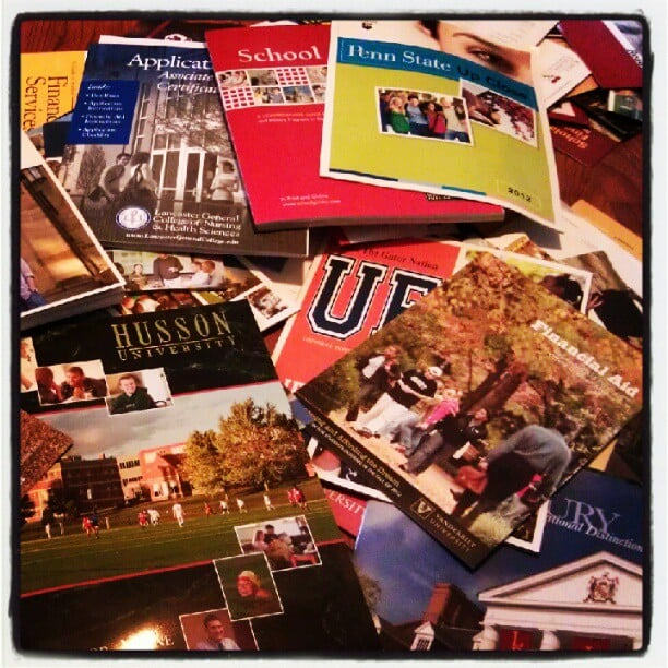 Visiting Colleges With Our Friends