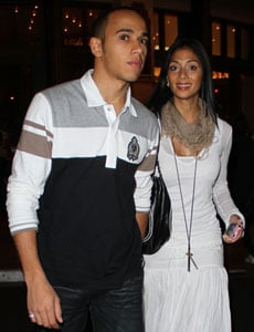 Photos of Lewis Hamilton and Nicole Scherzinger Who Have Officially Announced They've Broken Up