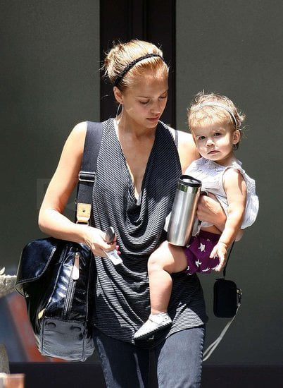 Celebrity Baby Trends - Bestie Bags - ENK WINTER 2015 ...