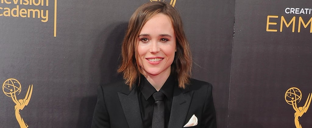 Ellen Page's Acoustic Britney Spears Cover Is Hauntingly Beautiful