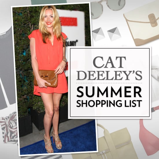 Cat Deeley Clothes