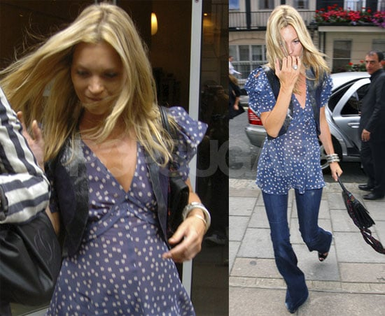 Kate Moss Is Moving On From Pete With a New Rocker