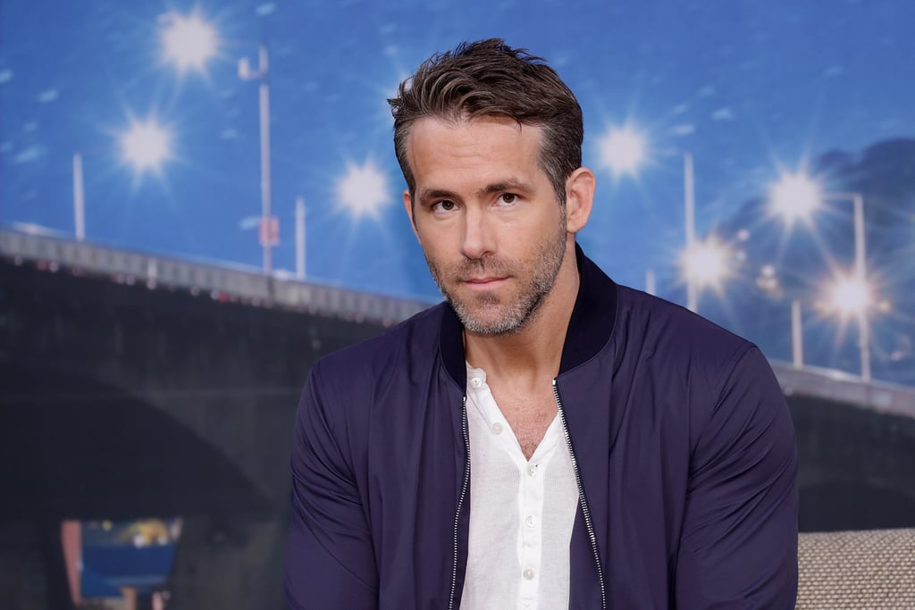 Sexy Ryan Reynolds Pictures 2018