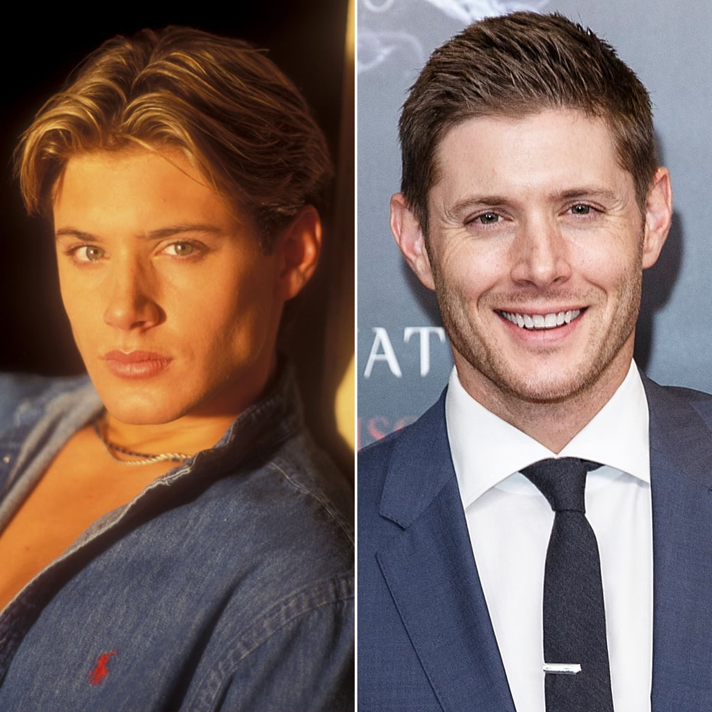 Pictures of Jensen Ackles Through the Years