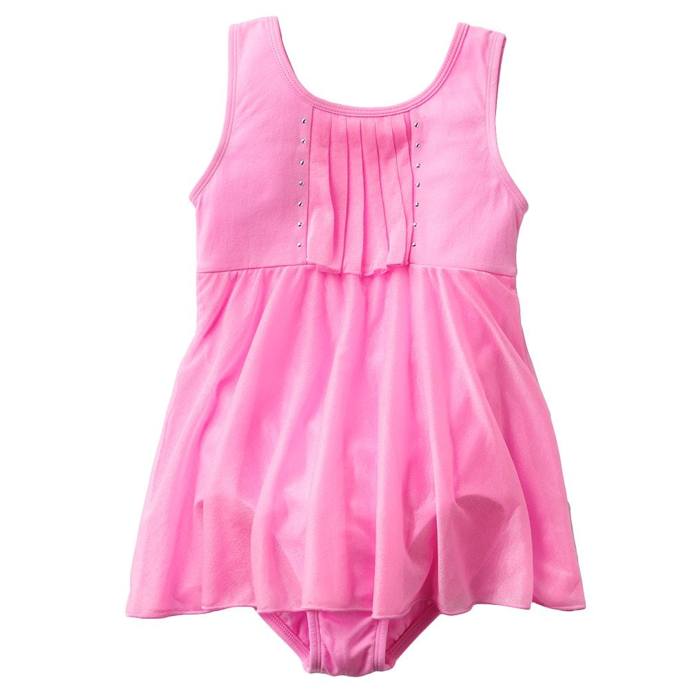 b09706a4337 Babydoll Skirted Dance Leotard