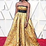 Danai Gurira at the 2019 Oscars