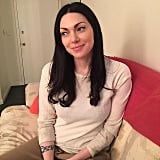 """And that's not the only look at Alex we've gotten! The official @OITNB account has also posted images of her from season four. """"In @lauraprepon's dressing room. #OITNB #Season4 #BehindTheScenes,"""" this is captioned."""
