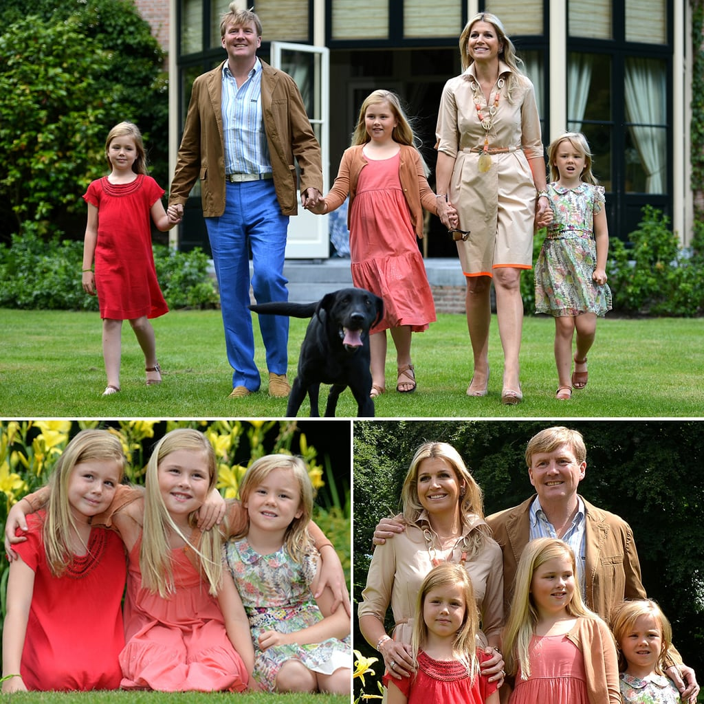 The Dutch Royal Family Photocall 2013 | Pictures