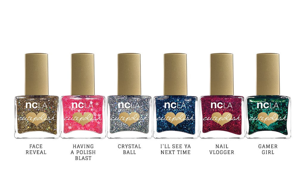 NCLA x Cutepolish: The Range