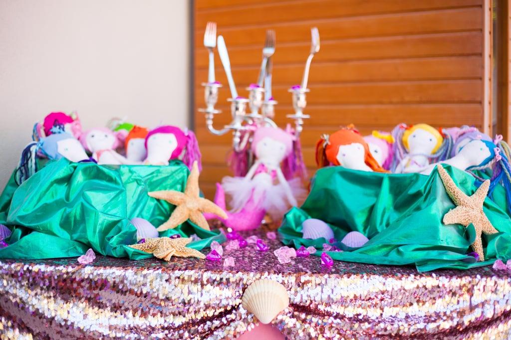 Mermaid Birthday Party Theme Popsugar Family
