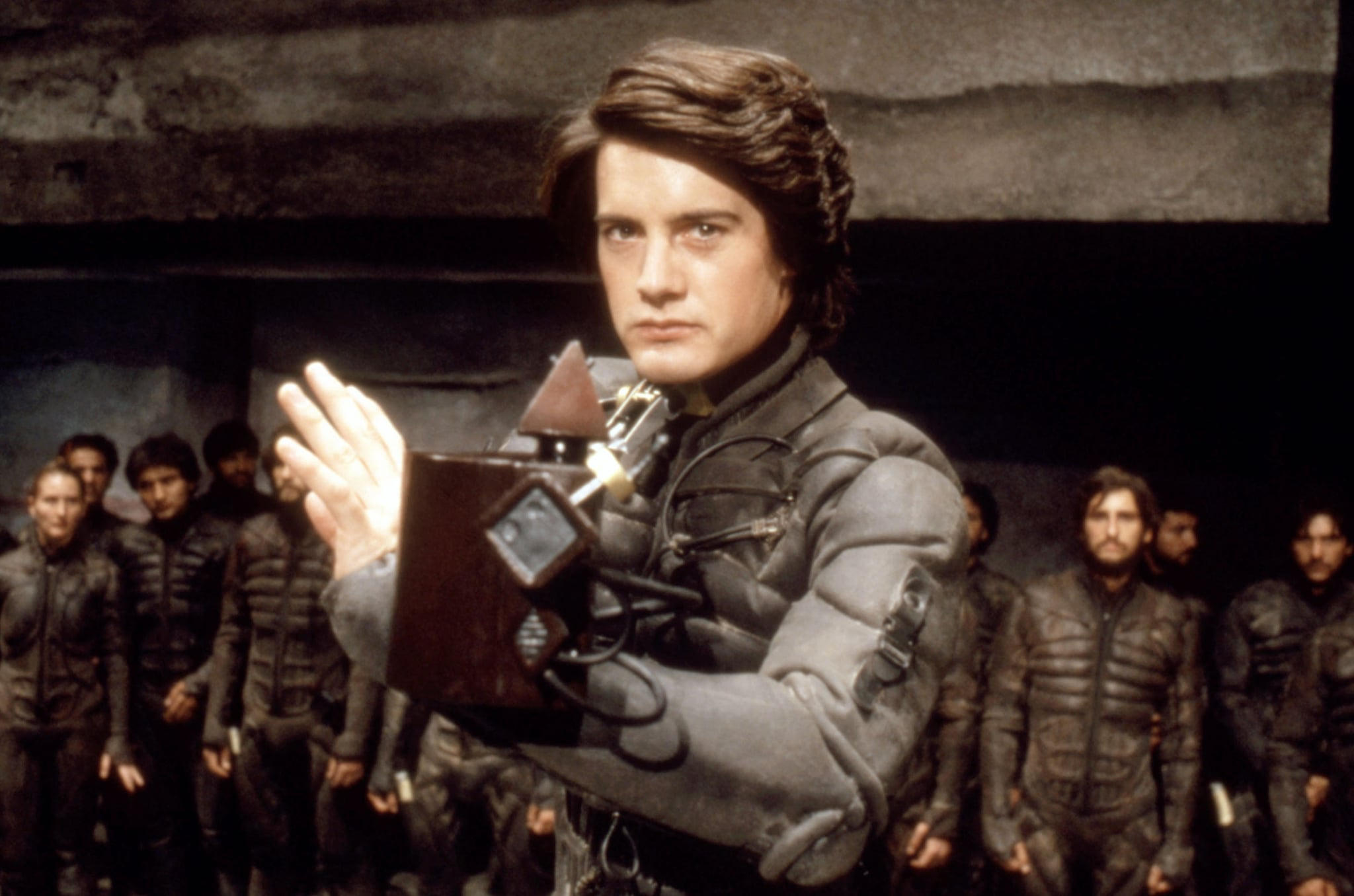 DUNE, Kyle MacLachlan, 1984. Universal/courtesy Everett Collection