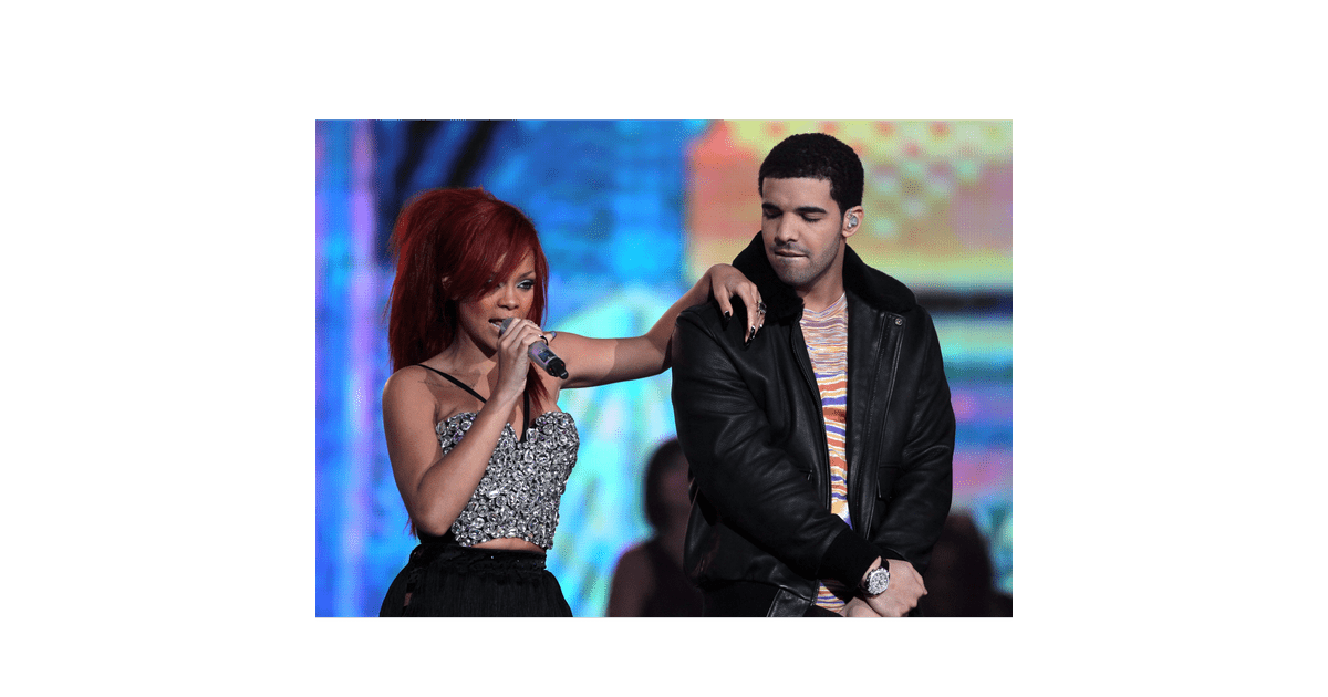 Rihanna dating drake 2014