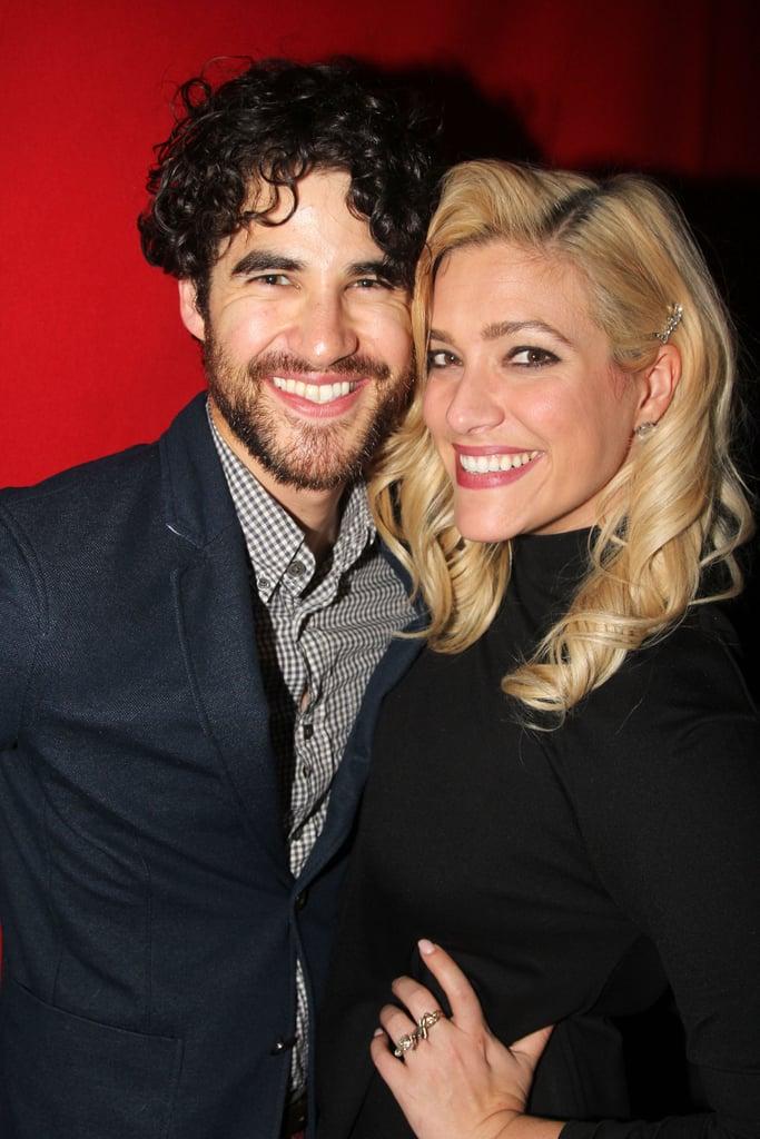 Darren criss dating list