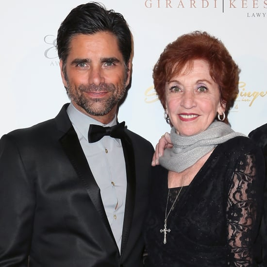 John Stamos's Letter to His Mom For 2017 Mother's Day