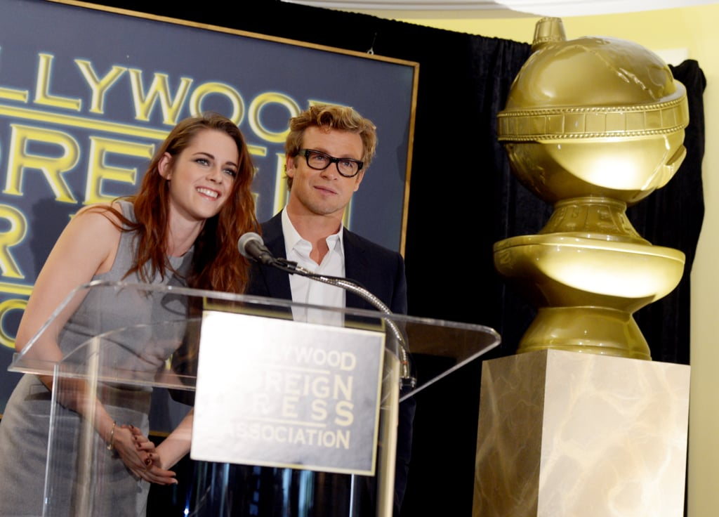 Kristen Stewart Makes an Exciting Announcement With Simon Baker