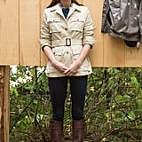 Kate Middleton in Her Penelope Chilvers Tassel Boots at the Great Bear Rainforest, September 2016