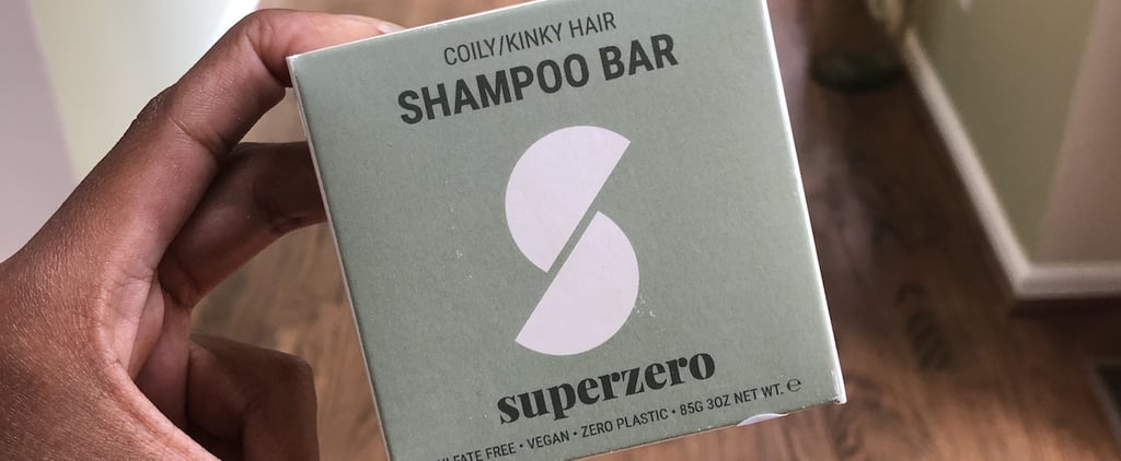 Superzero Kinky and Coily Shampoo Bar Review