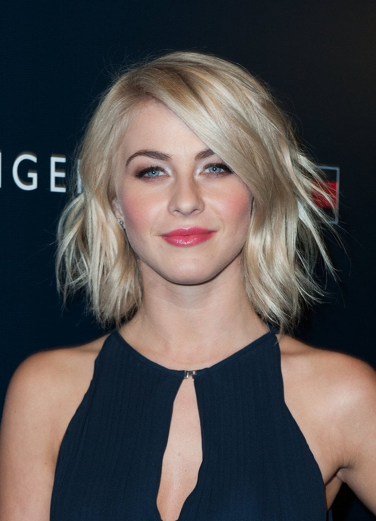 Julianne Hough New Haircut Ideas And Celebrity Hair Inspiration