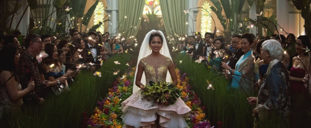 Crazy Rich Asians Movie Wedding