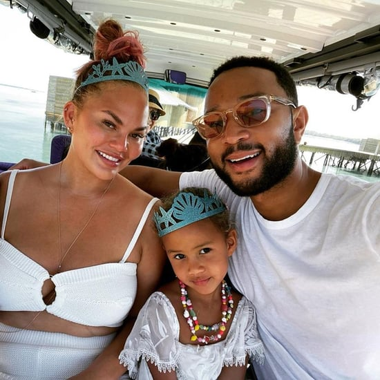 Chrissy Teigen, John Legend Celebrate Luna's Fifth Birthday