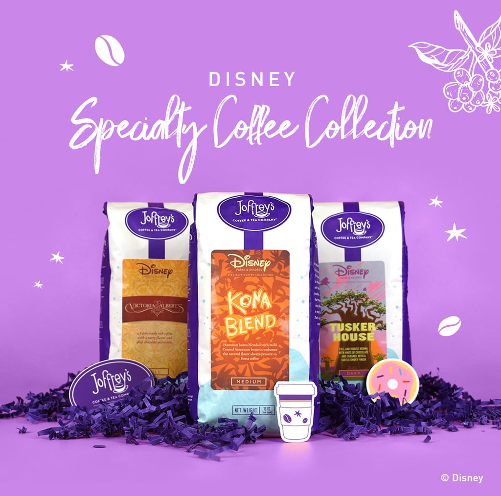 Joffrey's Disney Specialty Coffee Collection