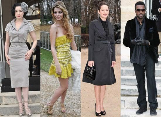 27/01/2009 Paris Fashion Week
