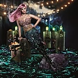 Katy Perry's Mermaid Ad