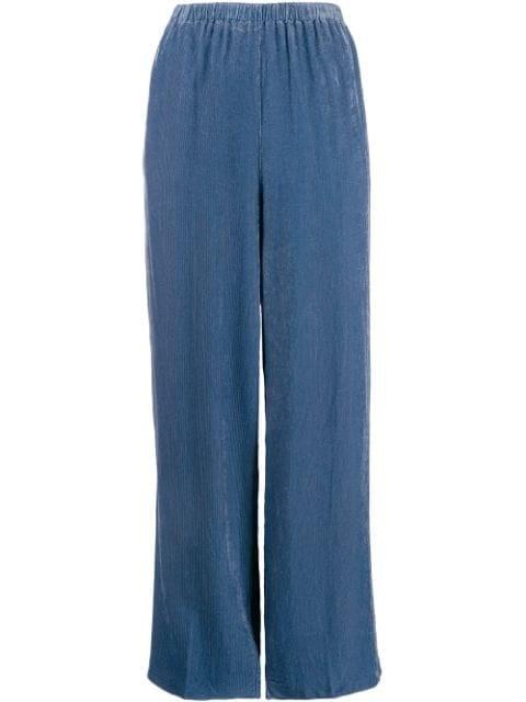 Forte Forte Sky Velvet Trousers