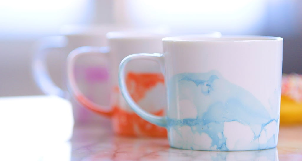 How to DIY a Marble Mug in 3 Easy Steps