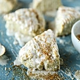 Mini Cinnamon Orange Scones
