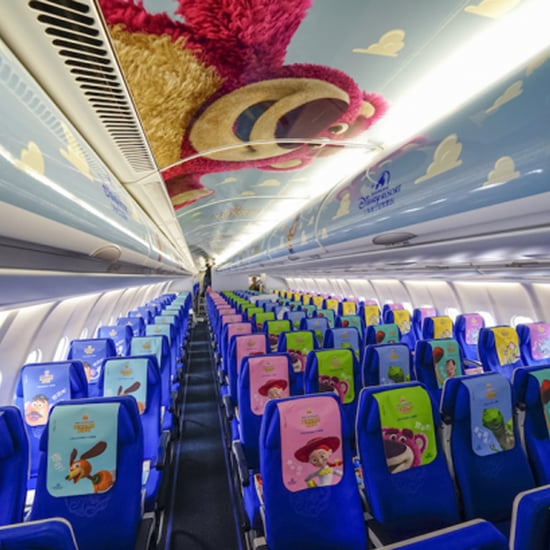 Disney Pixar Toy Story Land Themed Plane