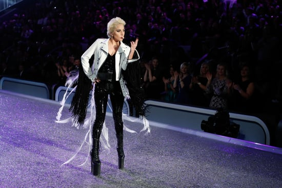 Lady Gaga's Jacket at 2016 Victoria's Secret Fashion Show