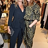Kate Moss and Stella McCartney