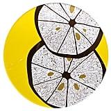 Creative Converting S/4 Melamine Lunch Plates, Lemonwood ($36)