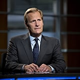 The Newsroom Three nominations total:  Outstanding lead actor in a drama series, Jeff Daniels Outstanding guest actress in a drama series, Jone Fonda Outstanding main title design