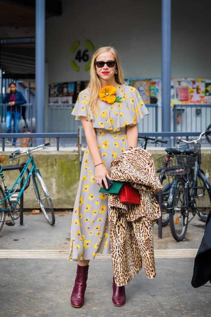 Mix Your Prints Styling Hacks For 2018 Popsugar Fashion Photo 11