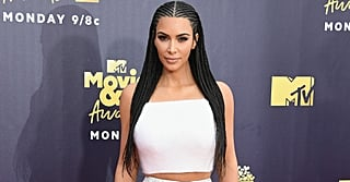 Kim Kardashian Walked the Red Carpet With Her Mom, but It Was Her Sexy Outfit That Stole the Show
