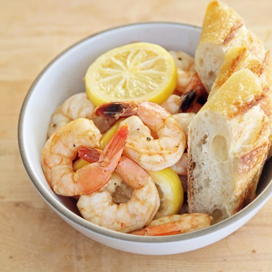Ina Garten's Shrimp Scampi Recipe